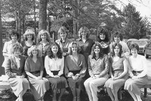 De meisjes in Amerikaanse sororities kregen vaak en hard op hun billen.